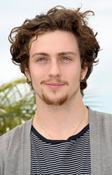 Aaron Johnson is Britain's best dressed man