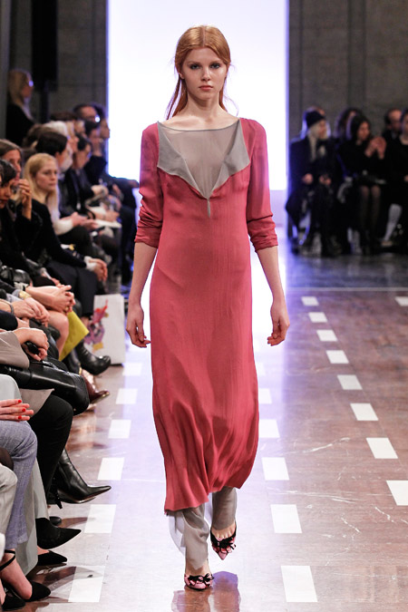 ACHTLAND shows Autumn/Winter 2014/15 at Mercedes-Benz Fashion Week Berlin