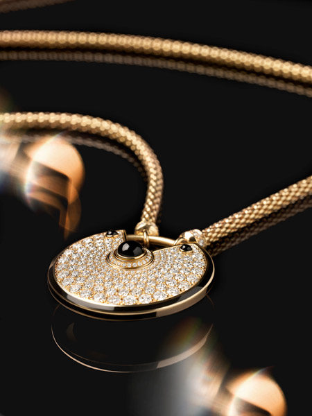 AMULETTE DE CARTIER - Precious jewellery as personal lucky charms