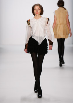Romanian designers impressive success at the Berlin Fashion Week