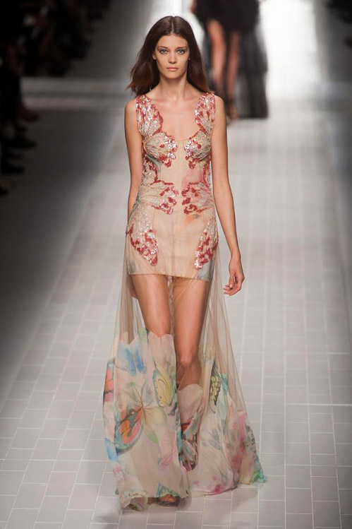 Blumarine for Spring-Summer 2014
