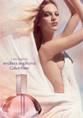 Calvin Klein new fragrance for Spring 2014