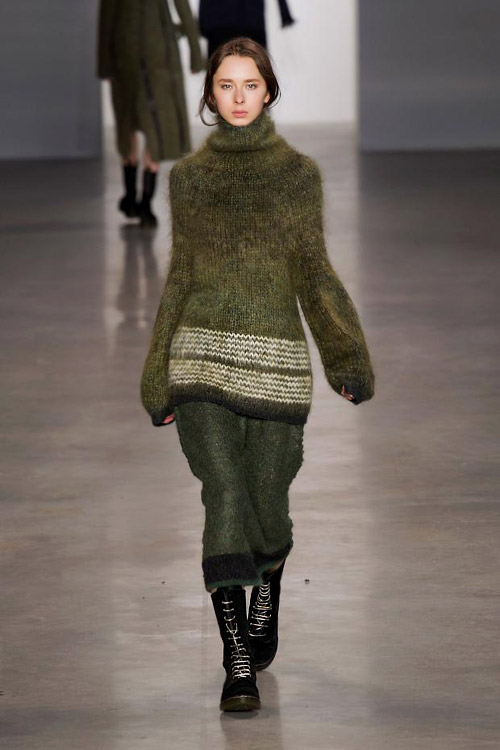 Sweater dresses and coziness for Fall-Winter 2014/2015 by ...