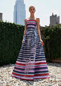 Prints and seasonless in Carolina Herrera Resort 2014 collection