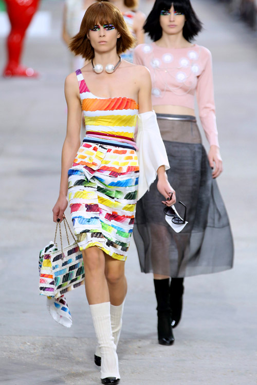 Chanel Spring-Summer 2014 collection by Karl Lagerfeld