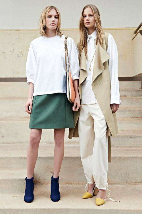 Chloé Resort 2014 collection