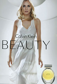 Diane Kruger will be the face of Calvin Klein's new fragrance