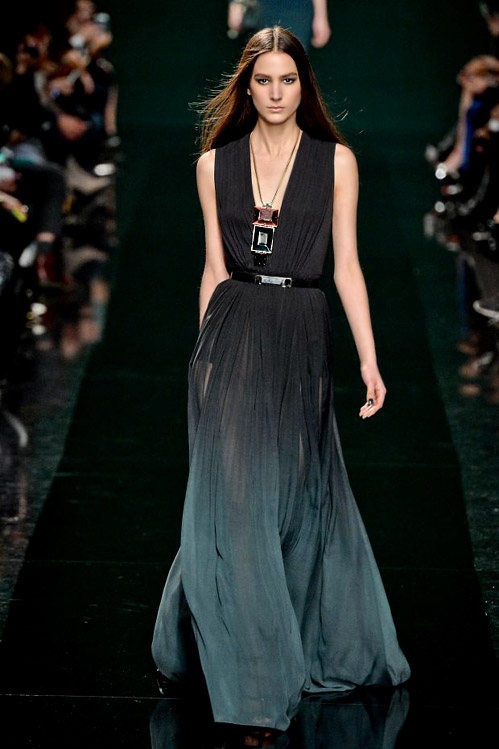 Ready to wear Fall-Winter 2014/2015 collection by Elie Saab