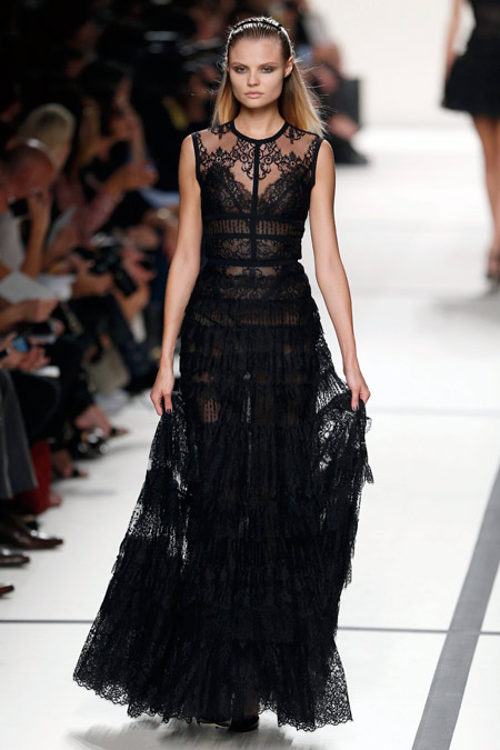 Elie Saab for Spring/Summer 2014