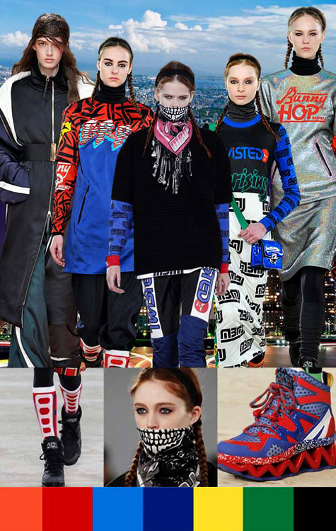 Fall-Winter 2015/2016 fashion trends: Contemporary junior