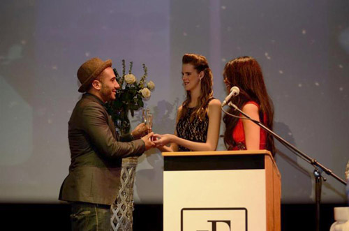 Winners of the 2013 Fashions Finest Awards