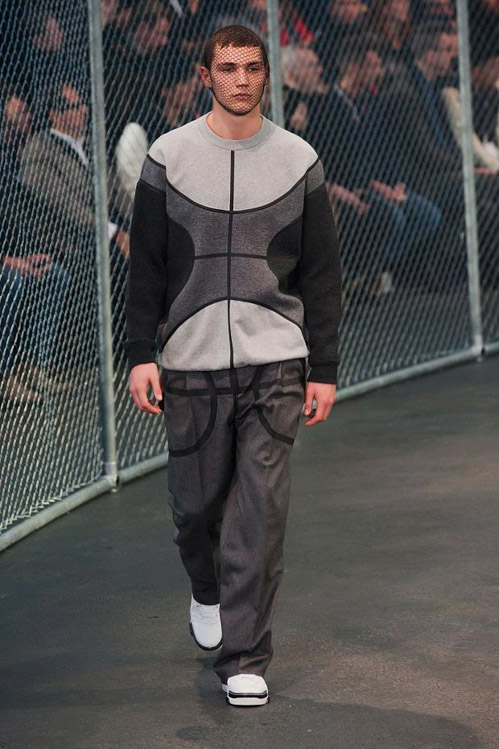 Fall-Winter 2014/2015 Menswear collection by Givenchy