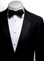 Men's jacket lapel types