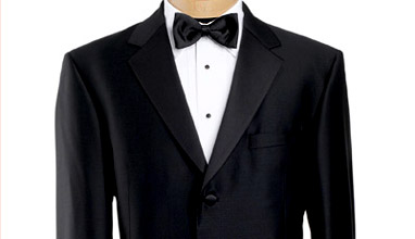 Men`s jacket lapel types