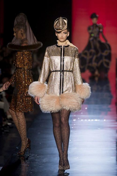 Fall-Winter 2013/2014 Haute Couture Collection by Jean Paul Gaultier