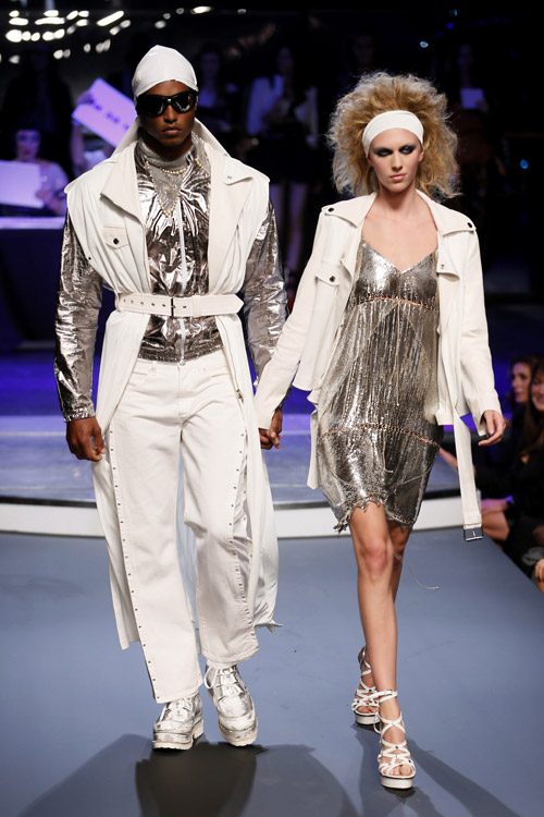 Spring-Summer 2014 collection by Jean Paul Gaultier
