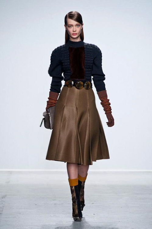 John Galliano for Fall-Winter 2014/2015