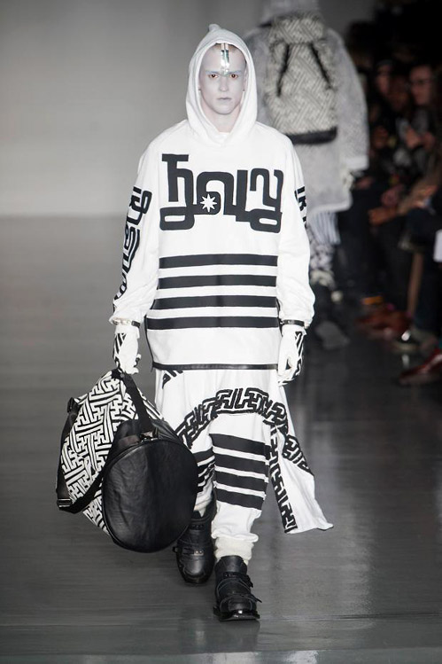 London-based fashion label KTZ will present Spring-Summer 2015 collection during London Collections: Men