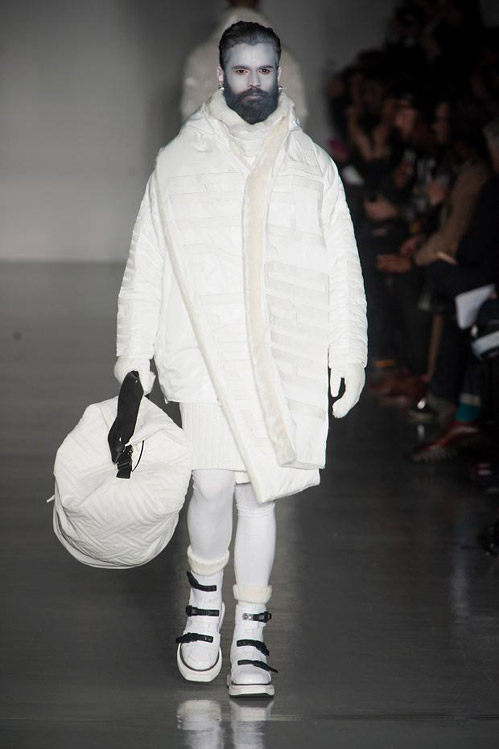 KTZ Fall-Winter 2014/2015 menswear collection