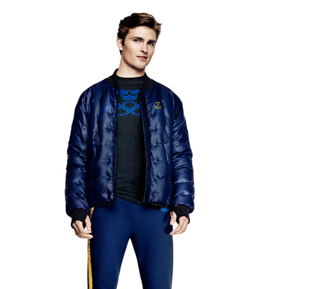 H&M's Olympic collection