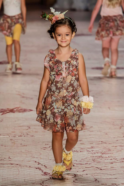Childrenswear: Lilica Ripilica Spring-Summer 2015 collection