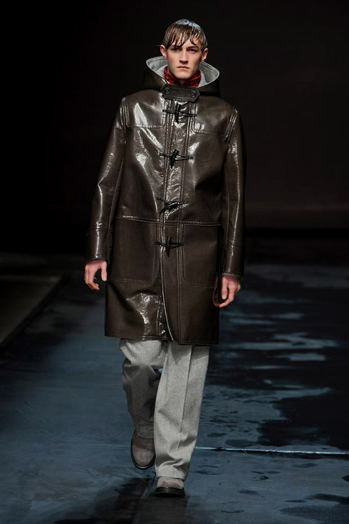 Four menswear Fall-Winter 2014/2015 top trends from London Fashion Week