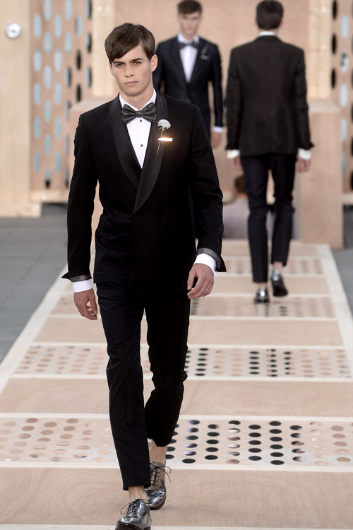 Winter 2017 fashion show - Spring Summer 2014 Menswear Collection By Louis Vuitton
