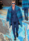 Luxury men's fashion for Fall-Winter 2014/2015 by Louis Vuitton