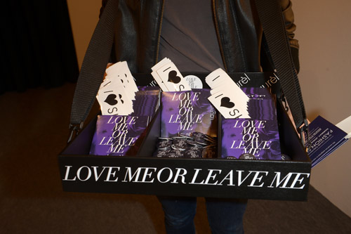 Love me or leave me during Mercedes-Benz Fashion Week Berlin