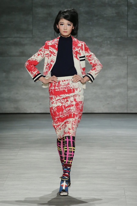 MERCEDES-BENZ FASHION WEEK USA - more from GLA-CLASS