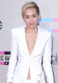 The most memorable outfits of Miley Cyrus 2013