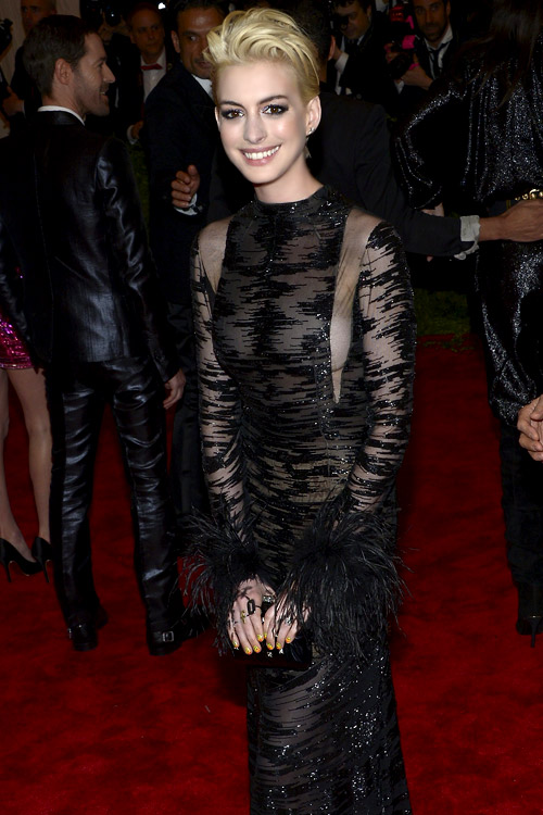 MET Gala 2013 - New York's 'Fashion Oscars'