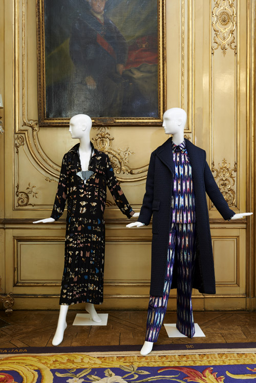 The exhibition 'Made in Spain: La mode au-delà des frontières' now in Paris
