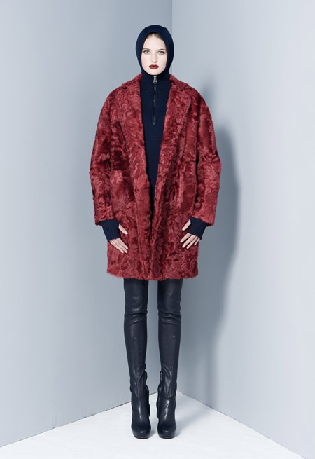 Maison IRFE Autumn-Winter 2014-15 Collection