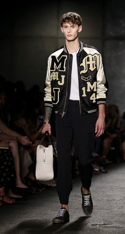 Marc by Marc Jacobs Spring 2014 collection
