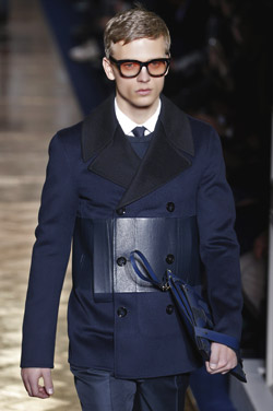 Men's coats fashion trends for Fall-Winter 2013/2014