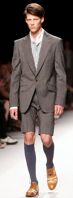 Men`s suit fashion trends for Spring-Summer 2013