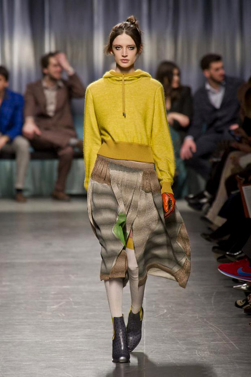 Women's fashion: Missoni for Fall-Winter 2014/2015