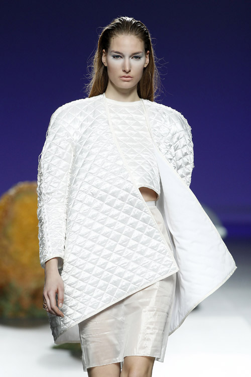 Leyre Valiente's Fall-Winter 2014/2015 collection NOSTROMO