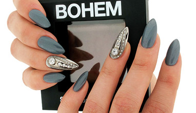 Nails for celebrities - The most Expensive Nails in the World