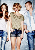New Yorker Loves Denim!