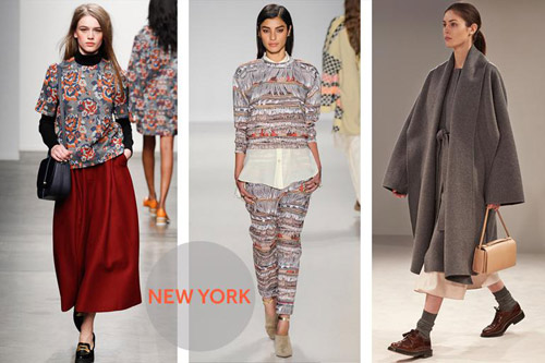 World Fashion Week Review of Fall/Winter 2014/15
