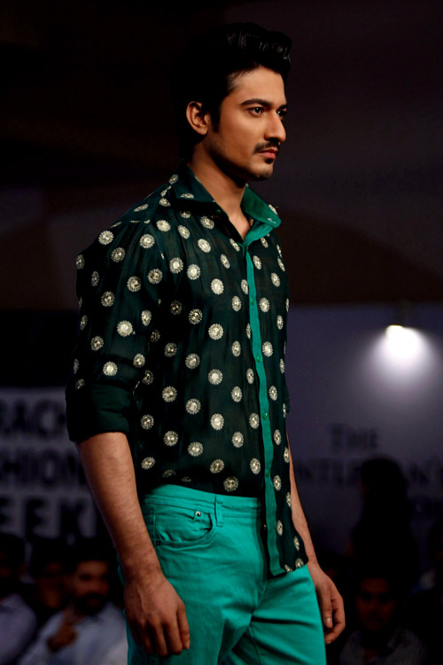 Karachi Fashion Week 2013 - menswear collections