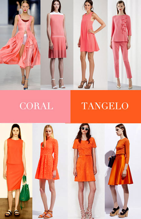 Resort 2014 key colors