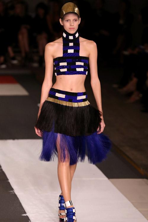 Модные тенденции весны лета 2014 года
