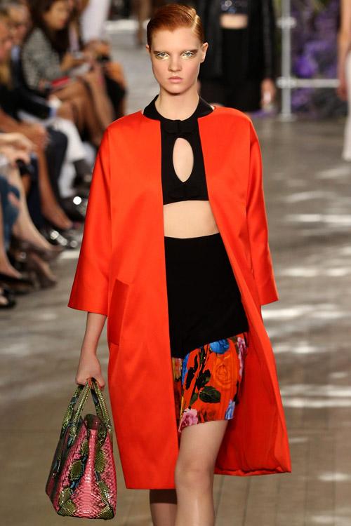 Модные тенденции весны-лета 2014 года
