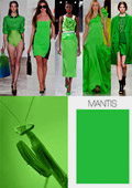 Fashion trends Spring-Summer 2015: Womenswear colors