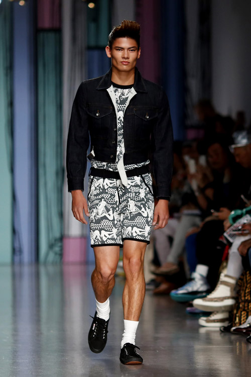 Spring-Summer 2014 Menswear Collection by Sibling