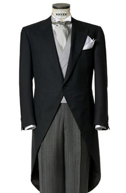 are the different types of men's suits?