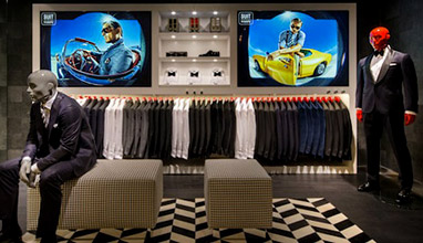 Men's fashion label Suitsupply with new Philadelphia location